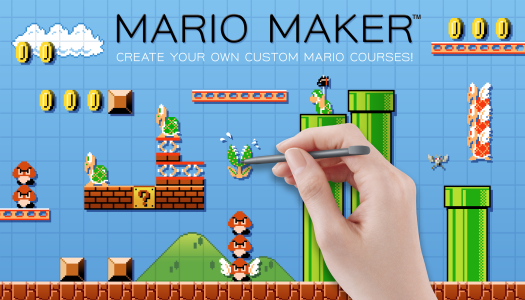 Video: New Mario Maker Footage Revealed at Game Awards