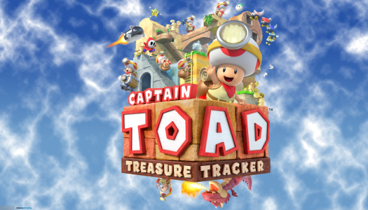 Captain Toad Characters Want to Join Mario Kart