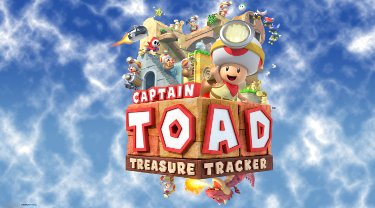 Captain Toad Characters Want To Join Mario Kart Pure Nintendo
