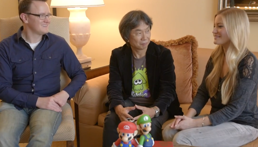 iJustine Gets The Scoop On Some Upcoming Games From Miyamoto