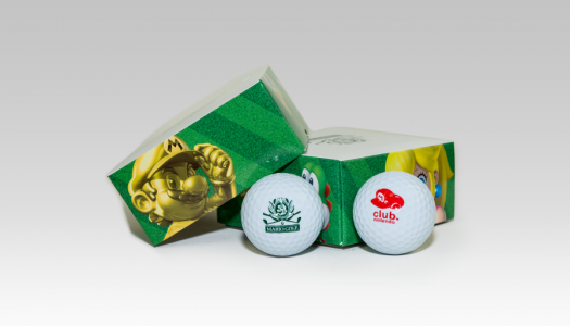 Club Nintendo Europe and Australia Add Mario Golf Balls