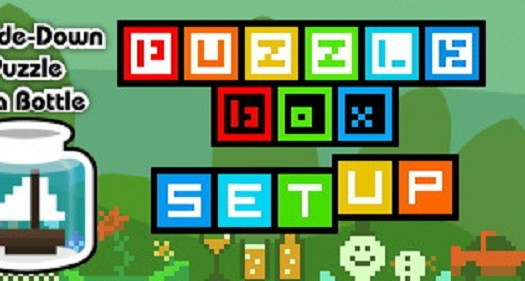 PN Review: PUZZLEBOX setup