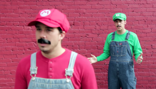 Video: If Nintendo's Smash Bros Fought For Real