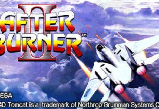 3D After Burner II - title
