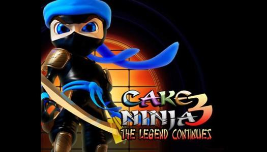 PN Review: Cake Ninja 3