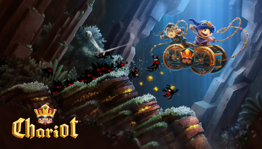 PN Review: Chariot (Wii U)