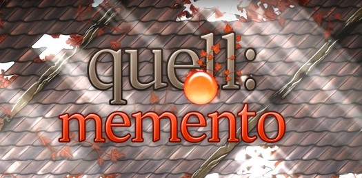 PN Review: Quell: Memento