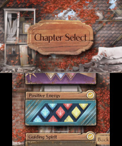 Quell Memento - Chapter Select