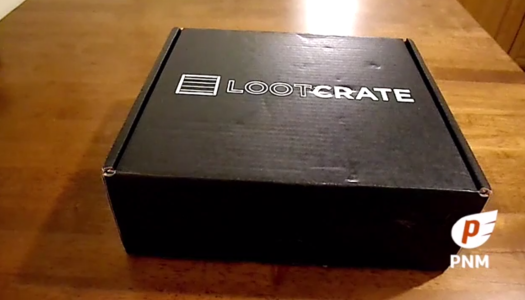 Alex's Amiibo LootCrate Unboxing: The Final Chapter