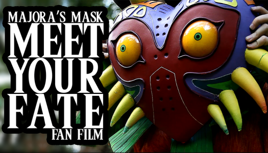"(Fan-Made) Video: ""Majora's Mask: Meet Your Fate"""