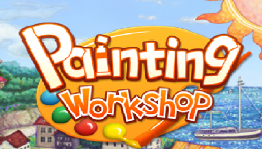 PN Review: Painting Workshop (3DS Eshop)