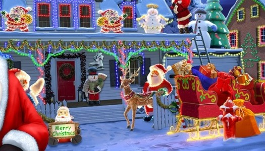 PN Review: Christmas Wonderland 4 (3DS eShop)