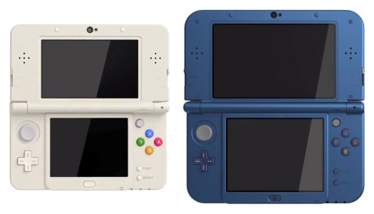Nintendo demonstrates New Nintendo 3DS XL System Transfer