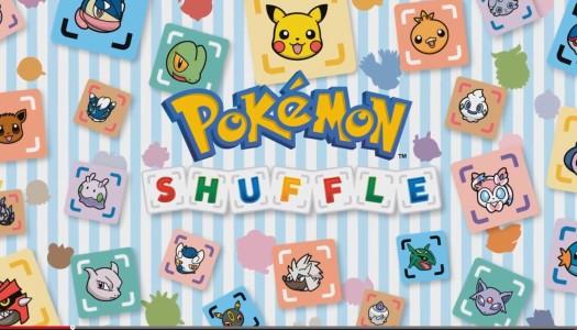 PR: Pokémon Shuffle Launch Announced, New Pokémon Discovered in Pokémon Omega Ruby and Alpha Sapphire (Trailers)