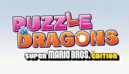 New Puzzles & Dragons: Super Mario Edition Trailer
