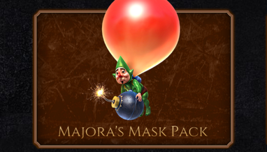 Hyrule Warriors: Majora's Mask Pack Trailer and Release Date