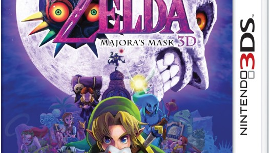 PR: Save the World from a Terrible Fate in The Legend of Zelda: Majora's Mask 3D