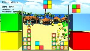 Puzzle Monkeys Mode A