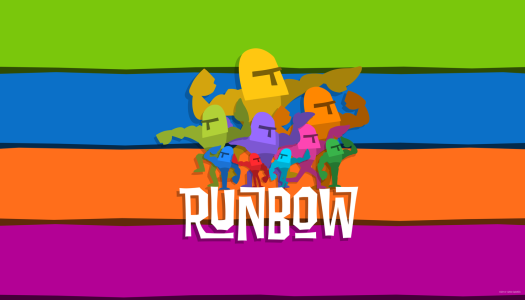 New Trailer: First Local Nine-Player Wii U Game, Runbow, New Art and Gameplay