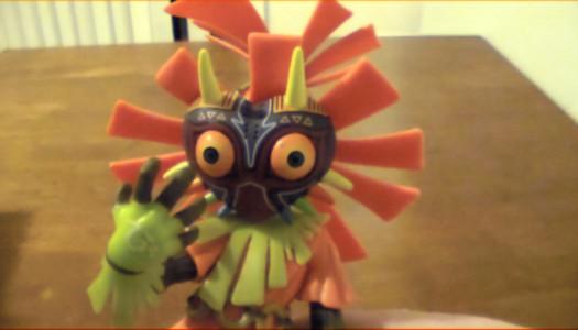 PN Video:  Skull Kid and Monster Hunter 3DS