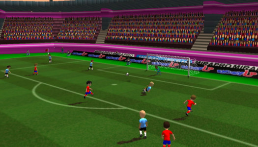 PN Review: Soccer Up Online (3DS Eshop)