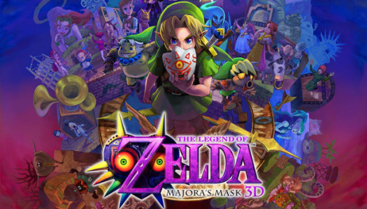 PN Review: The Legend of Zelda Majora's Mask 3D