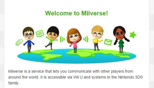 Miiverse Update Adds Comment Previews and User Matching