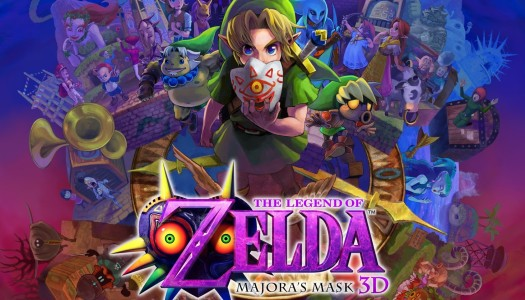 """The Legend of Zelda: Majora's Mask 3D"" and ""Monster Hunter 4 Ultimate"" preliminary sales numbers"
