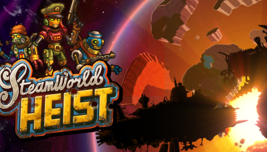 Image & Form releases new screen-shots and information regarding SteamWorld Heist