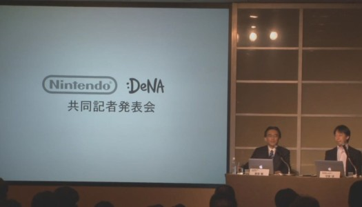 Nintendo's Shares Rise After Smartphone Deal