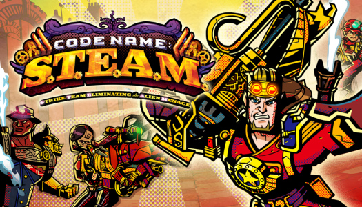PN Review: Code Name: S.T.E.A.M.