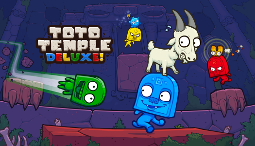 PN Review: Toto Temple Deluxe (Wii U)
