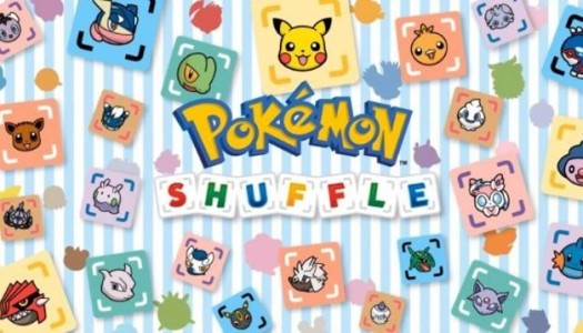 Pokémon Shuffle Reaches 1 Million Downloads