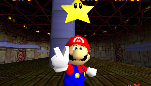 Video: Super Mario 64's New Speedrun World Record