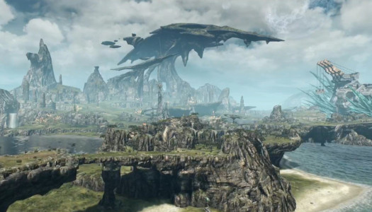 Xenoblade Chronicles X Direct video
