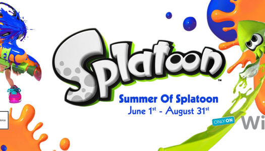 Nintendo and Game Truck team up to bring you a Splatoon birthday party.