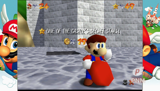 Purely Playthroughs: Super Mario 64 – Episode 4 – Lava is Lethal