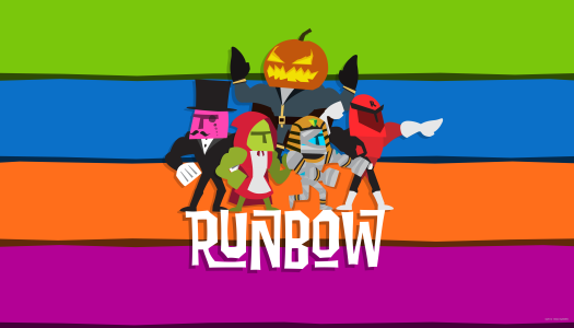 PR: New Runbow Trailer Unveils Shovel Knight, Guacamelee! and More Joining the Race