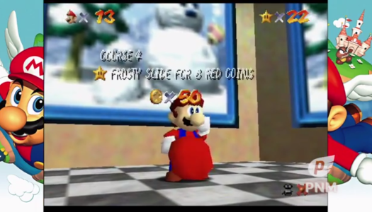 PureNintendo Let's Play: Super Mario 64 Episode 2 – See You Next Fall