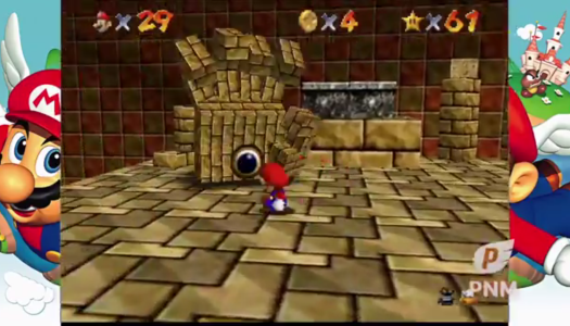 PureNintendo.com Let's Play – Super Mario 64 Episode 5: Eye See What You Did There