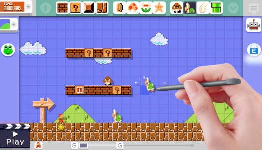 Super Mario Maker Creator Videos