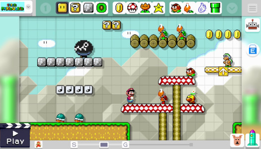 Mario Maker Launching in September