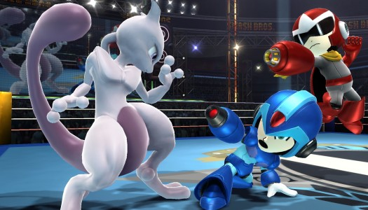Super Smash Bros. update 1.0.7 now available for 3DS and Wii U