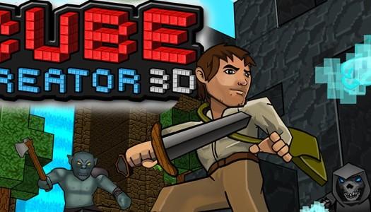 PN Review: Cube Creator 3D (3DS eShop)