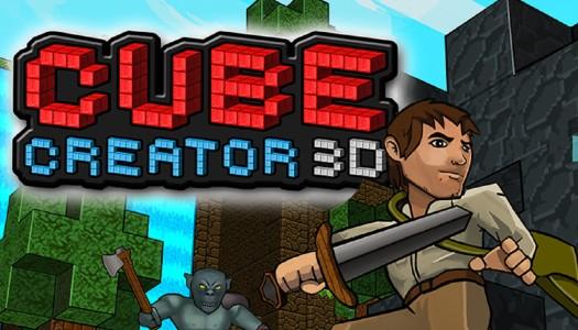 Pure Nintendo Interviews Big John Games About Cube Creator 3D