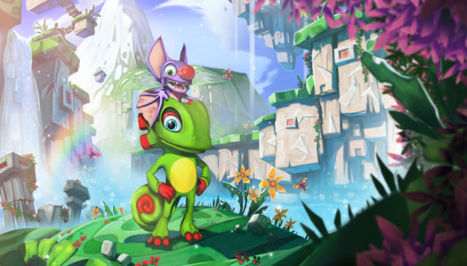 Yooka-Laylee kickstarter funded in less than an hour