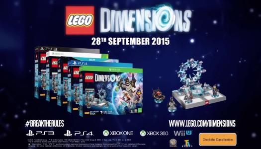 LEGO Dimensions E3 Portal Trailer
