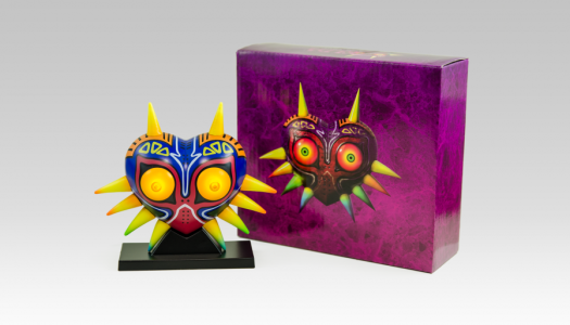 Club Nintendo Europe and Australia Add Spooky Majora's Mask Light