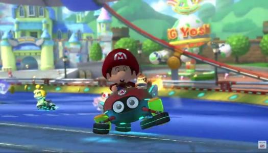 Mario Kart 8 DLC Tracks Revealed