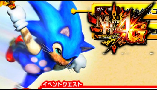 Monster Hunter 4 Ultimate April DLC Pack now available